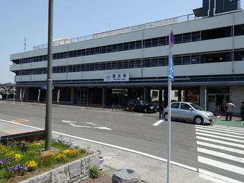近鉄・富吉駅