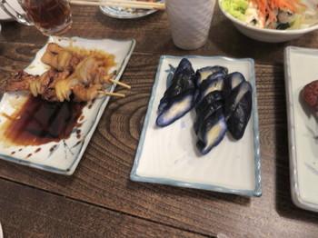 昭和軒の料理