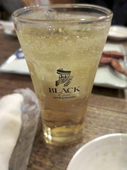 昭和軒で飲んだハイボール