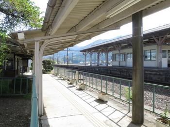 JR川岸駅