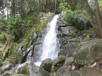 阿寺渓谷・六段の滝