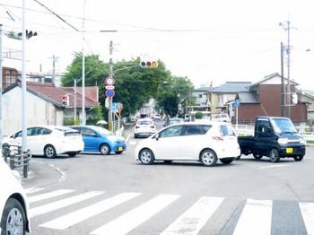 5月4日犬山市街は渋滞中