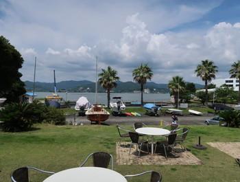 東急リゾートタウン浜名湖からの眺め