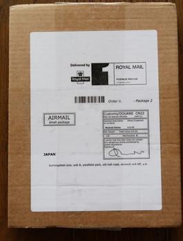 海外からの郵便物