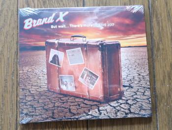 Brand Xのライブアルバム・表