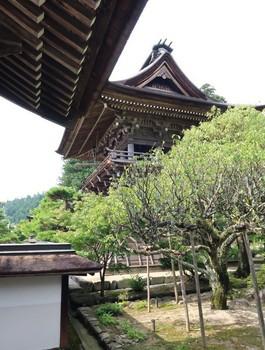 禅昌寺の鐘楼