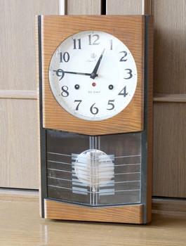 今使っている振り子時計