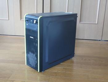 BIOSエラーの出るデスクトップPC