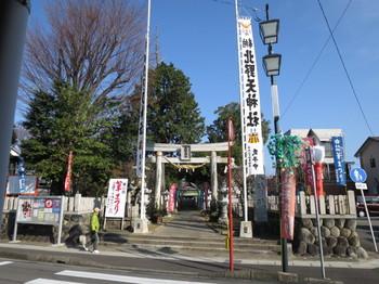 江南・北野天神社