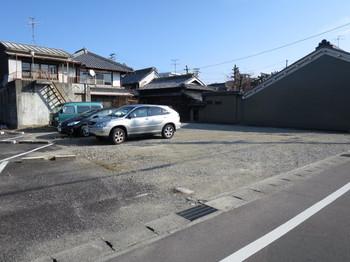 空き地・駐車場が増えた