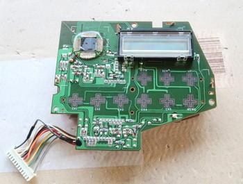 液晶表示部の基板