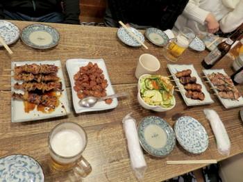 伊那・昭和軒の料理