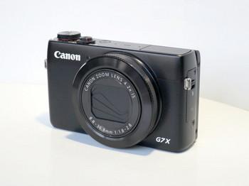 今まで使っていたキャノンPowerShot G7X