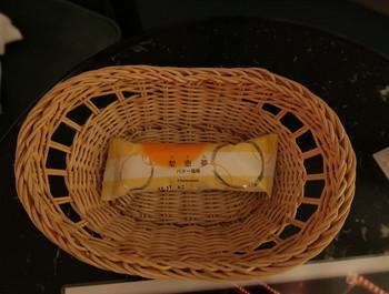 小海リエックスホテルの客室に用意されていたお菓子