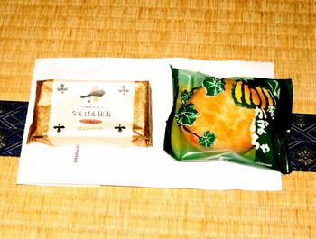 ホテルで貰ったシャトレーゼのお菓子