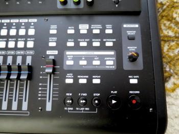 DP-32SDのボタン部