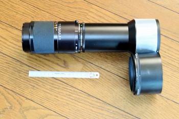 頻繁に使うテレアポテッサーCF500mmF8