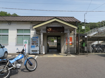 JR坂祝駅