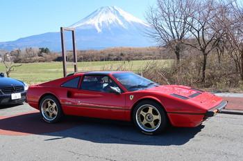 フェラーリ308GTB