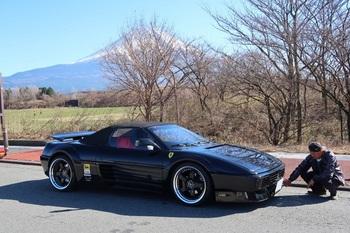 フェラーリ348スパイダー