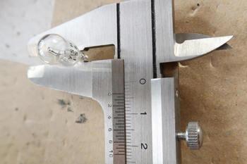 T9の電極部を計測中