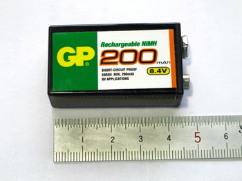 006P型ニッケル水素電池