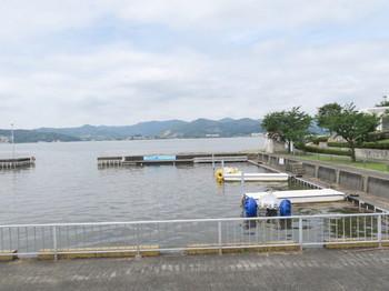 東急リゾート浜名湖から見る浜名湖