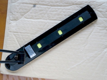卓上LEDライトのライト部分