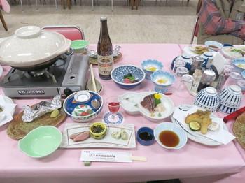 木戸池高原ホテルの夕食