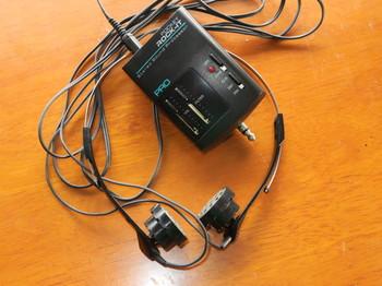 パッドの無いヘッドフォンはPocket Roci-It Prpoの付属品
