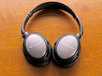 フィルジョーンズのH850ヘッドフォン