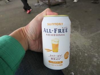 飲んだノンアルコールビール