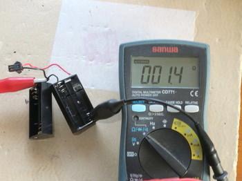 配線は微妙な電気抵抗がある