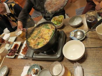 昭和軒のもつ鍋