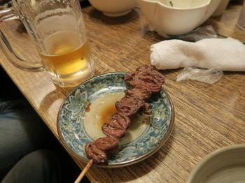 昭和軒で宴会