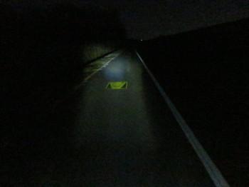 Lumotecの照射範囲