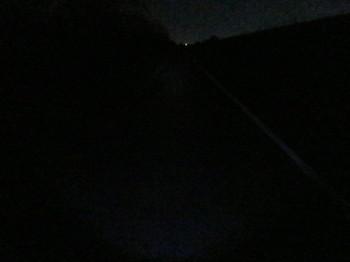 ライトを消して撮影