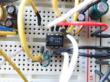LM386の代替IC