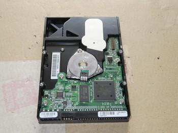 ハードディスクユニットの裏側