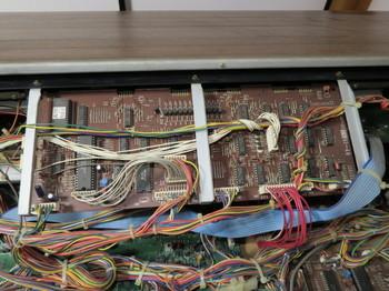 オルガン内部の基板2