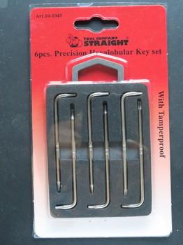 ストレート岐阜で購入したトルクス用工具