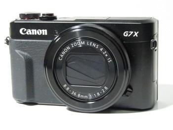 購入したPowerShot G7X Mark2