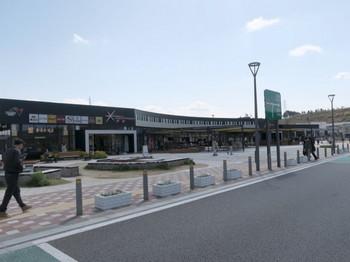 新東名・浜松SA上り側