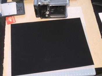 A4サイズの植毛紙