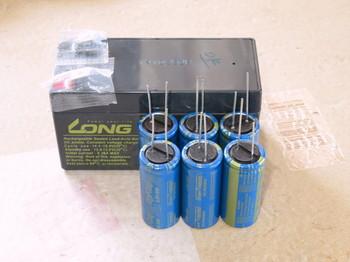 バッテリーとコンデンサの比較