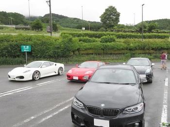 今日の参加車両4