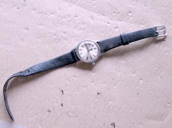 ロンジンの古い婦人用時計
