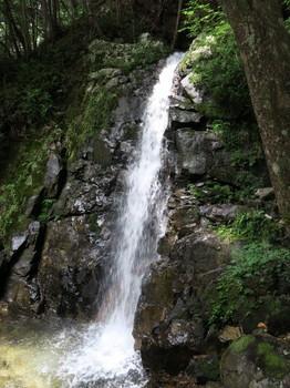 阿寺渓谷5・六段の滝