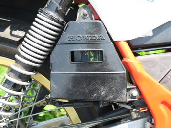 このTLR200は12V化されている
