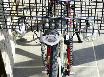 子供の自転車に使っていたLumotec Lyt Plus